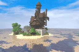Honeypot Island Minecraft Project