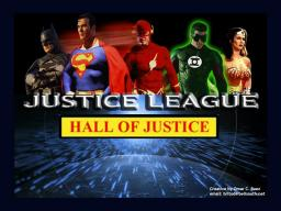 Justice League: Hall of Justice Minecraft Map & Project