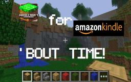 Get Minecraft Pocket Edition for your Kindle Fire! Free and Legal! Minecraft Blog Post