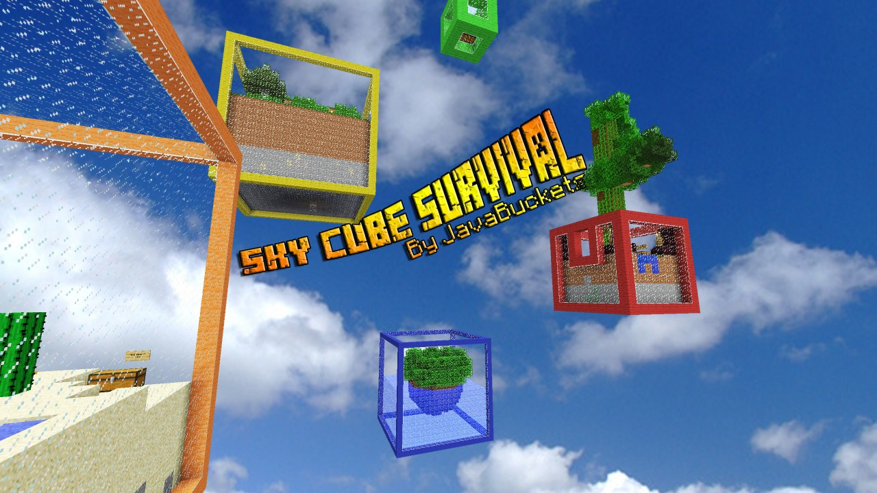 Sky cubes survival v 2 1710 big update minecraft project sky cubes survival v 2 1710 big update gumiabroncs Image collections