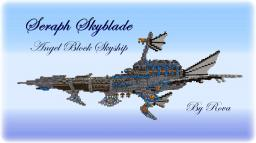 Seraph Skyblade Minecraft Map & Project