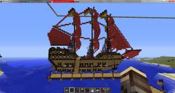 The Ark Ship Minecraft Map & Project