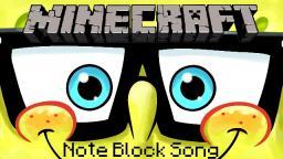 Minecraft Note Block Song: SpongeBob Theme Minecraft Map & Project