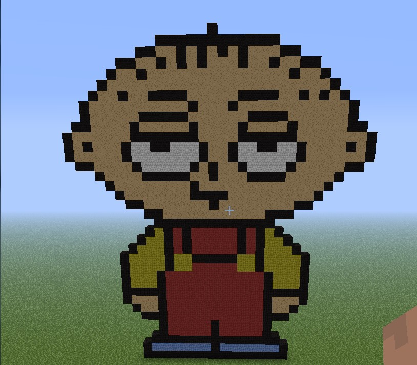 Stewie Minecraft Project