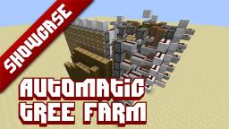 Auto tree farm (Jungle trees supported!) Minecraft Map & Project
