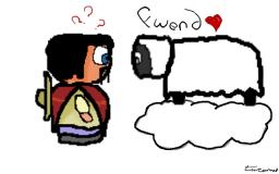 The story of me and sheepy. Minecraft Blog