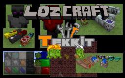 [1.3.2] LOZCraft Texture Pack - Tekkit compatible Minecraft Texture Pack