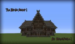The Nordic Manor ! By: RamboSmile ! Minecraft Map & Project