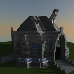 Tekkit Observatory - Unfinished! Minecraft Map & Project