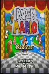 Paper Mario Mod 1.6.4 Minecraft Mod
