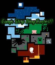 Comic Strip Blog Contest - Make Your Own Story! [CLOSED] Minecraft Blog