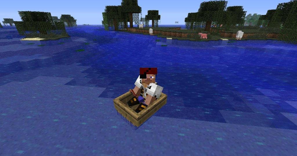 Скачать Мод Пираты - фото 8