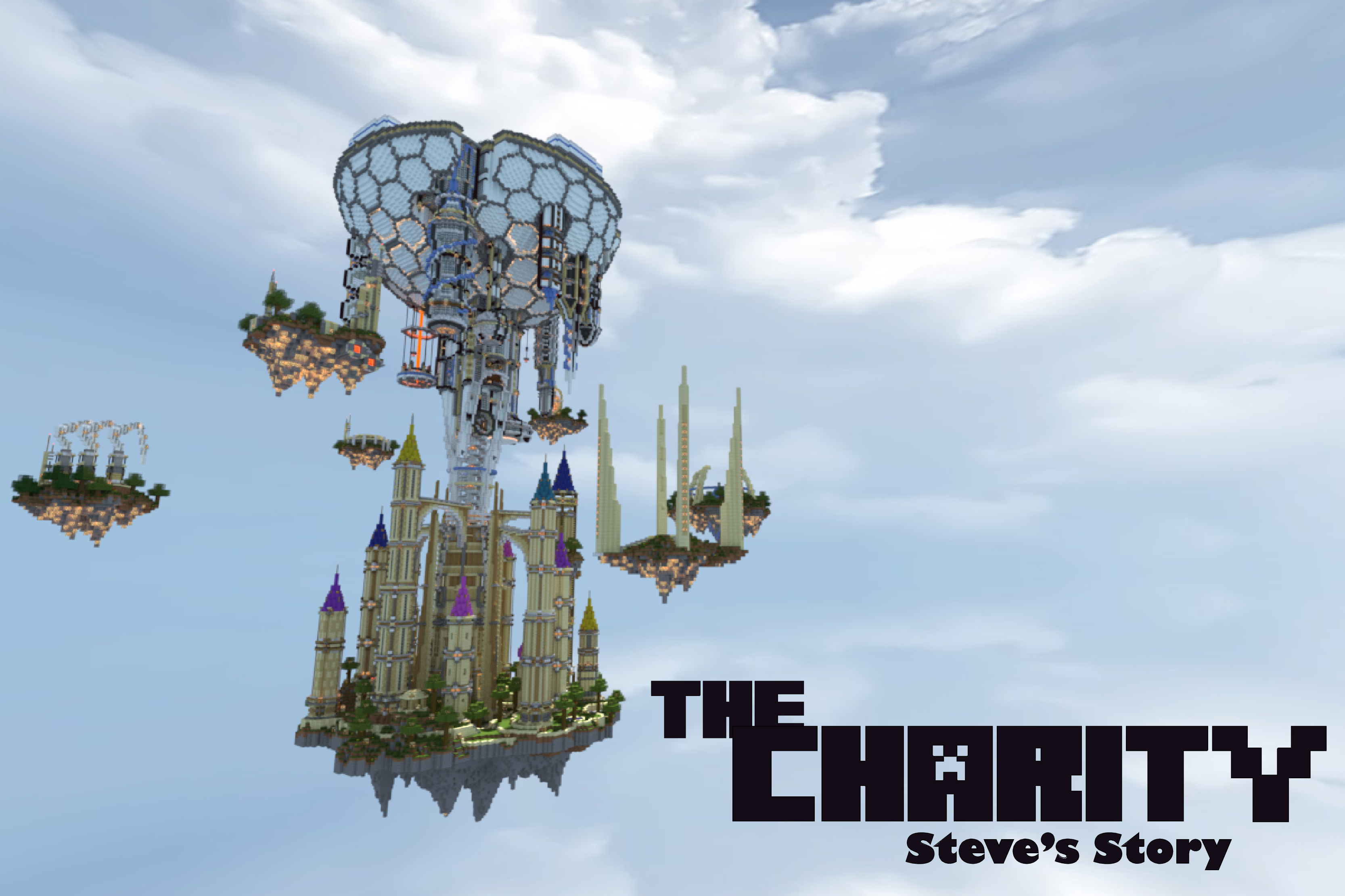 Steve's Story - The Charity Minecraft Blog
