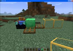 Better Glass Better Trap Doors Better Emerald Ore Better Enchantment table