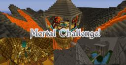 Mortal Challenge! Challenge/Adventure Map Minecraft Map & Project