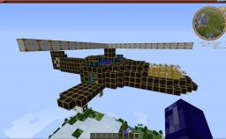 Apache Minecraft Map & Project