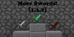 More Swords! [Enchantable] [1.3.2] [New Dirt Sword] Minecraft