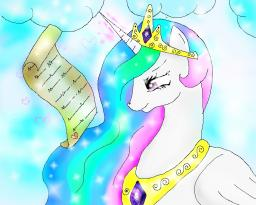 Dear Princess Celestia Minecraft Blog