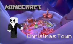 Minecraft Christmas Town Animation - What's this?