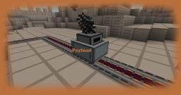 TF2 Style Payload Minecraft Map & Project