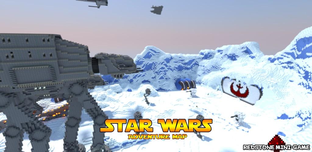 Star Wars Adventure Map