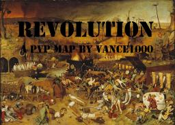 REVOLUTION - Multiplayer PvP Custom Map Minecraft Map & Project
