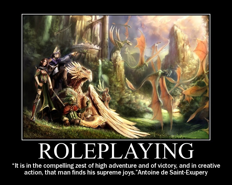 Role-playing game/Miniatures