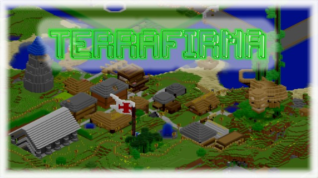 Terrafirma - The Minecraft Server