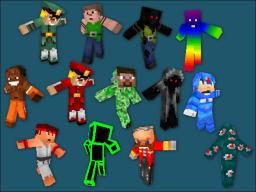 Skinning Contest!!! Minecraft Blog Post