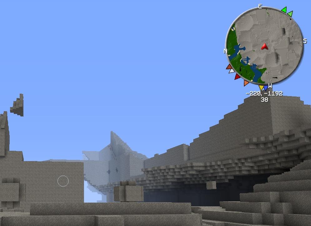 Slopemap style for terrain