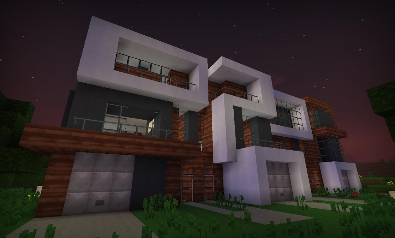 Minecraft Texture Pack Modern Craft