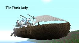 The Dusk lady -- [steampunk] [massive ship] Minecraft Map & Project