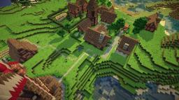 [Bukkit] [Whitelist] [Creative/PvE] [Small Community] [Adults Only] Minecraft Server
