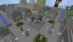4 CORNERS FACTION PVP RAID SERVER! Minecraft