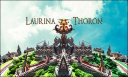 Banner mini-set for Laurina Thoron Minecraft Project