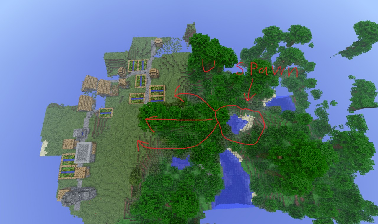 Minecraft Seed's Minecraft Blog