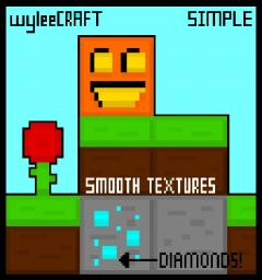 wyleeCRAFT 1.4 [Random Mobs, Animations + Connected Textures] [16x16] Minecraft Texture Pack