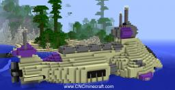 Boomer Submarine Minecraft Map & Project