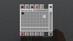 Better Creative inventory Minecraft Mod