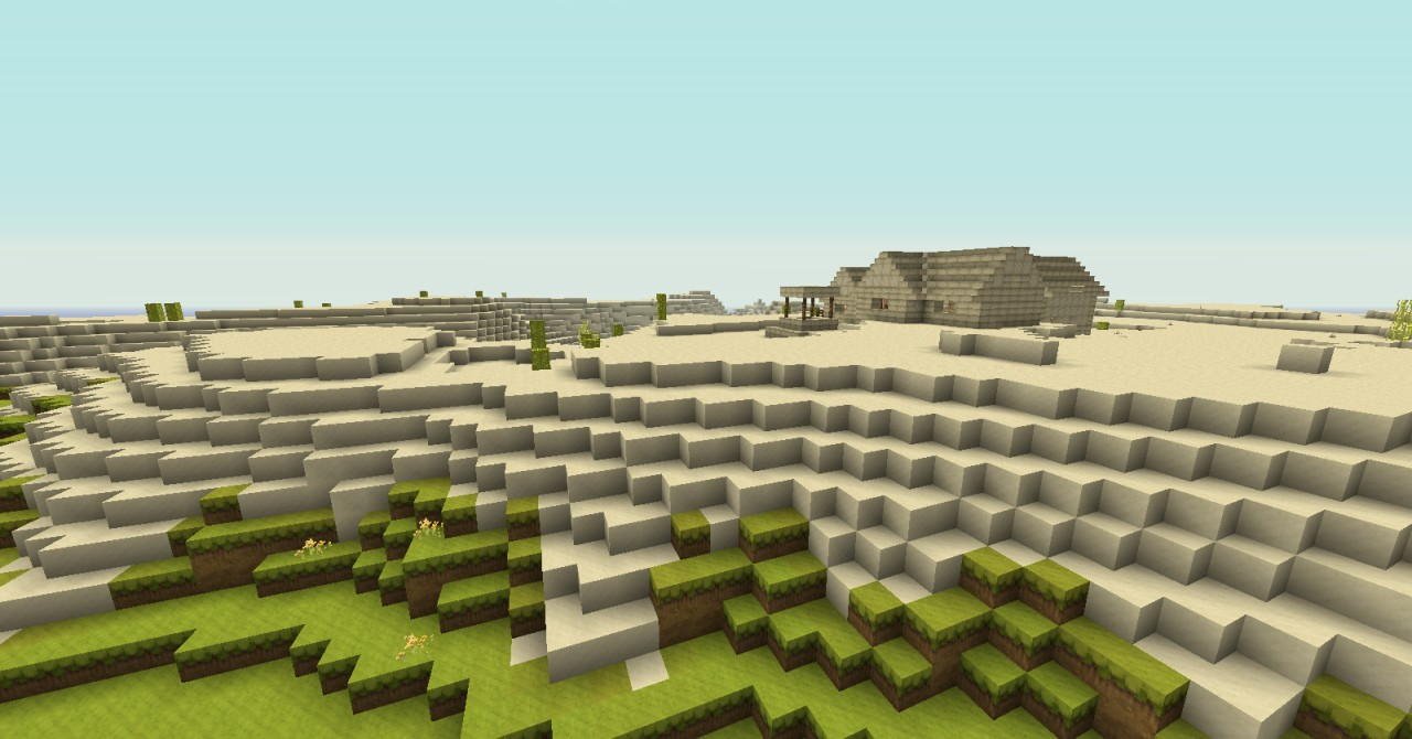 GREATWOOD by the creator of SummerFields ! Minecraft Texture Pack