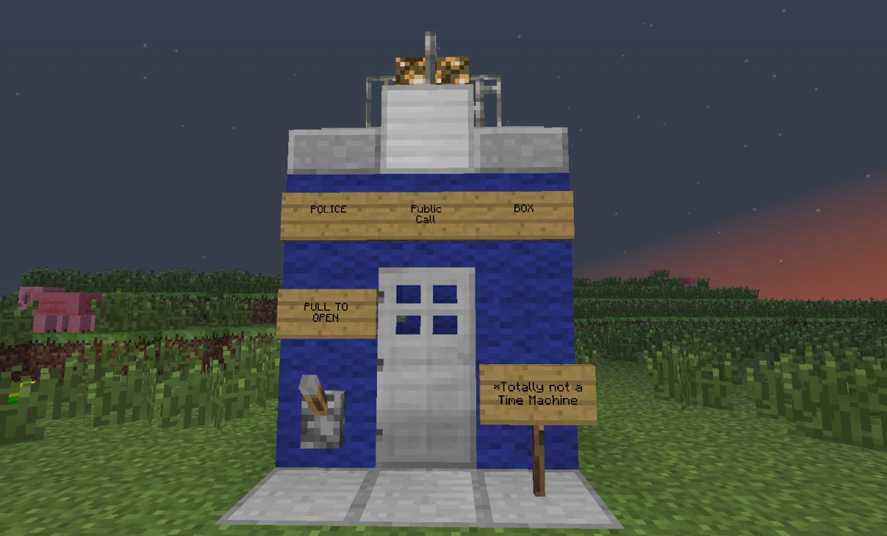 Doctor Who Adventures in Minecraft Not Finished ...