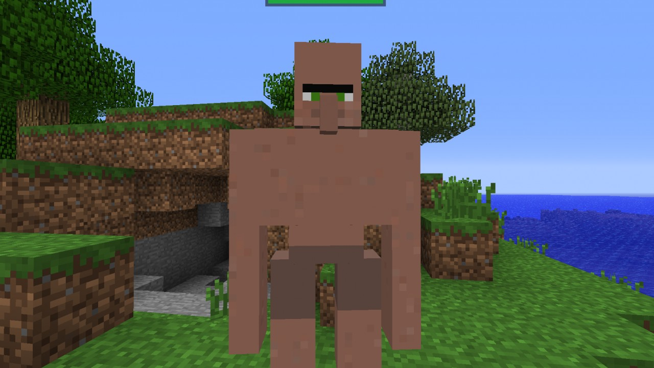 Pictures Of Minecraft Iron Golem Real Life Rock Cafe