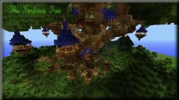 Fortress Tree House Minecraft Map & Project