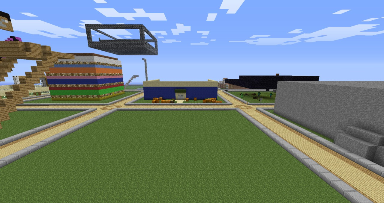 Some more cool builds and plots
