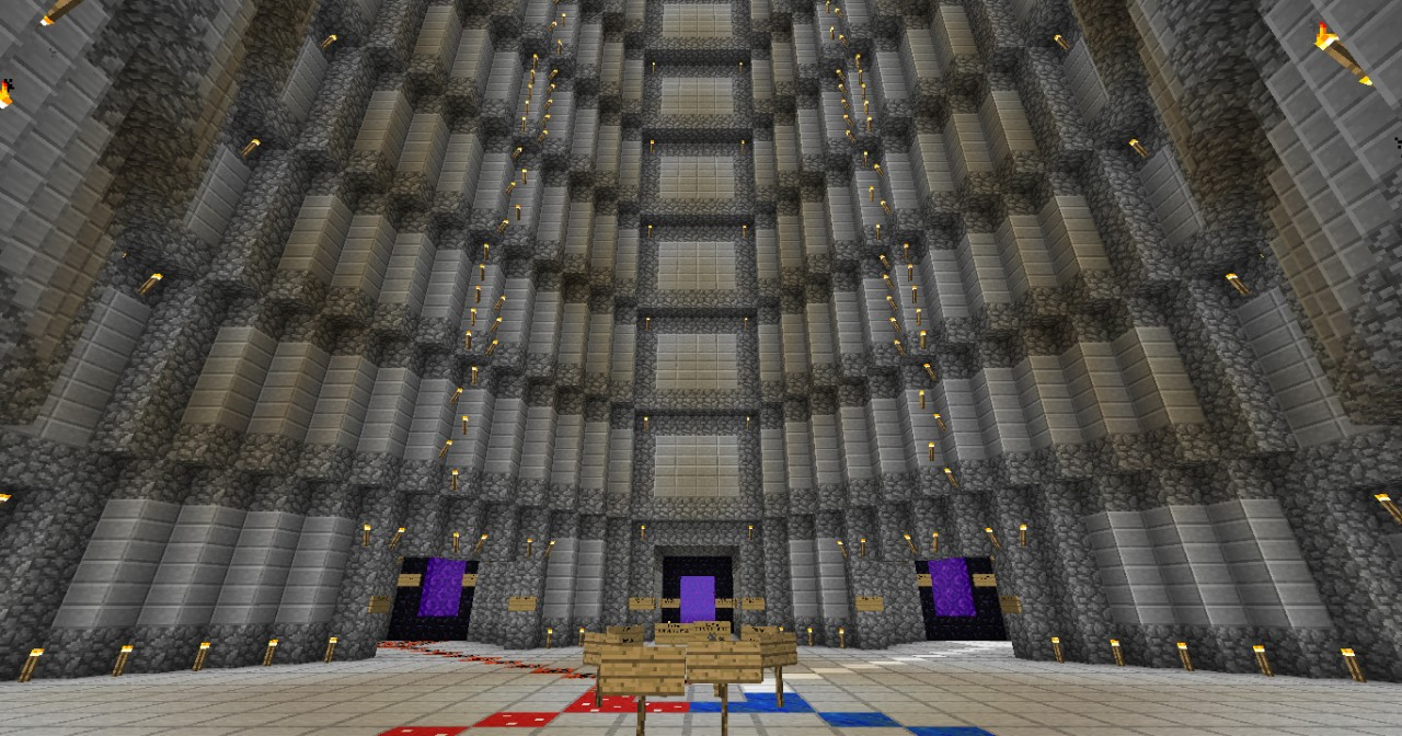 Inside of Spawn