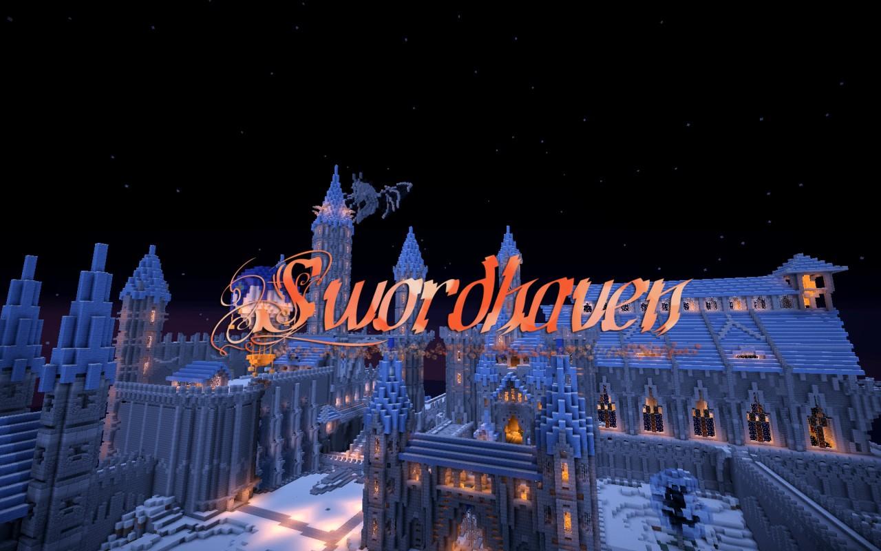 Swordhaven's glorious castle