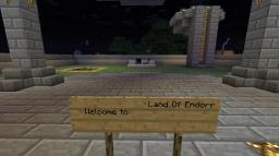 Endorr craft! (Endorr new) Paint ball! 80 people! Capture the flag! Need staff! Minecraft Server