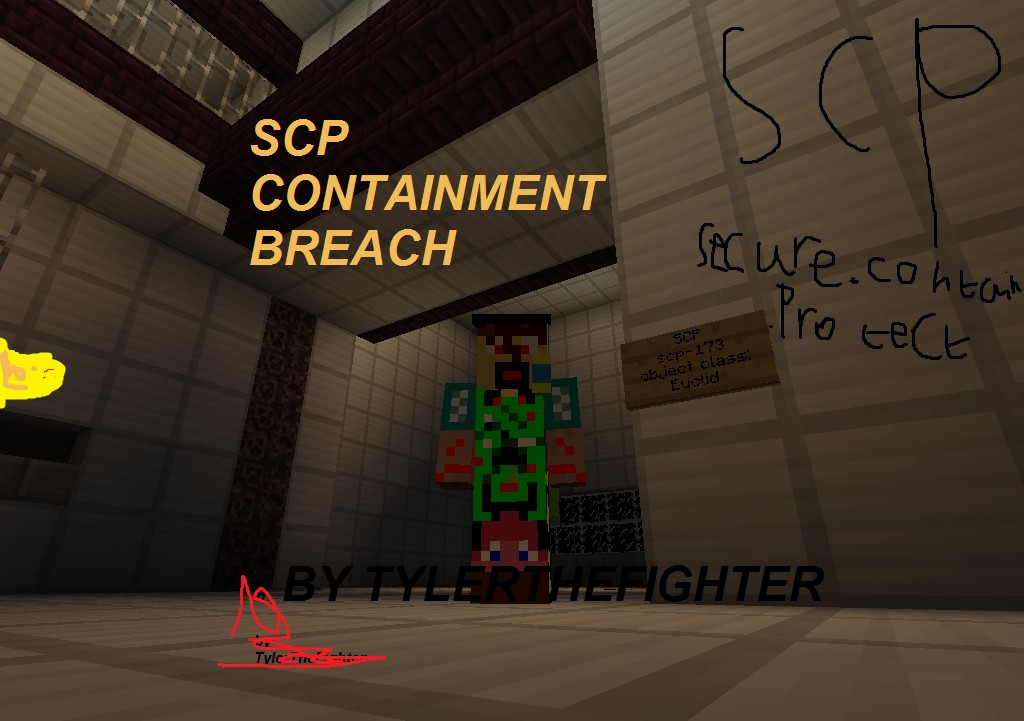 Scp Containment Breach Minecraft Map - SCP 087 B (Android) | Doovi