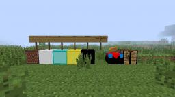 Smooth Cartoon Texture Minecraft Texture Pack
