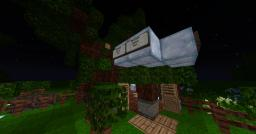 Blanco Disco Bar Minecraft Map & Project
